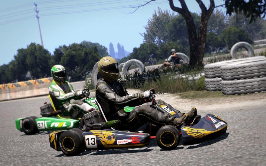 Arma 3 Karts (DLC) Screenshot 5