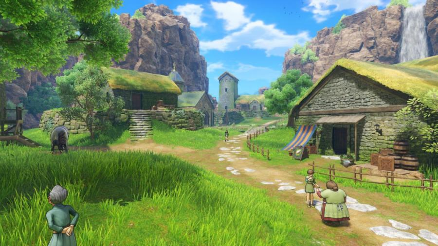 Dragon Quest XI - Echoes of an Elusive Age Screenshot 7