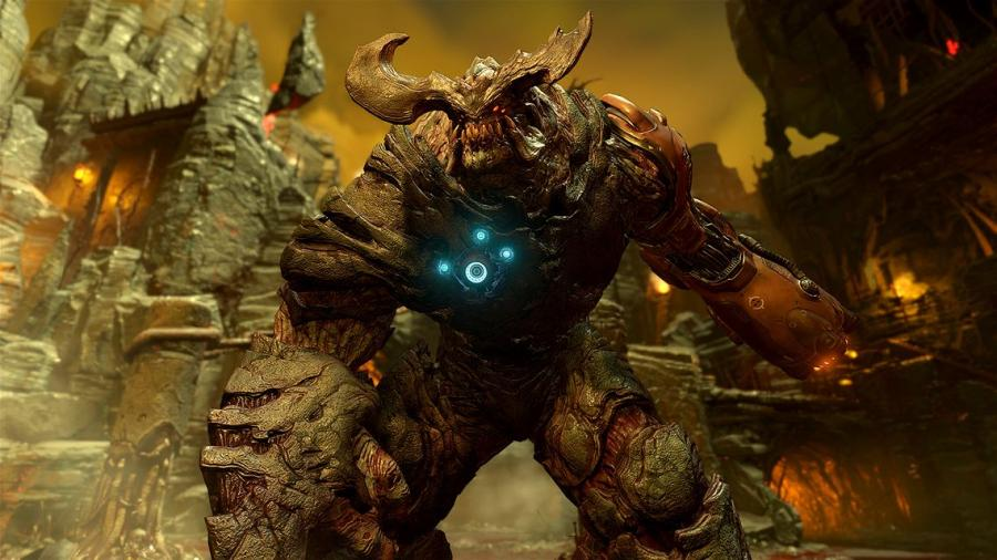 DOOM - Xbox One Download Code Screenshot 6