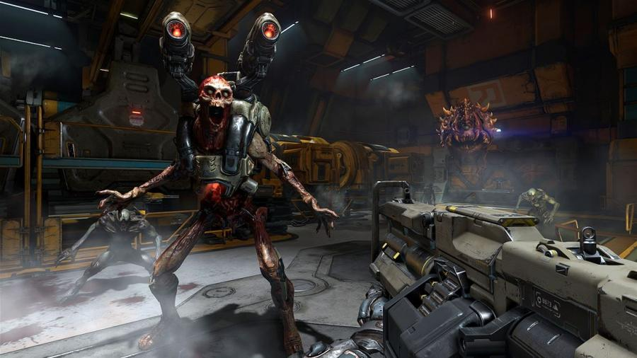 DOOM - Xbox One Download Code Screenshot 7