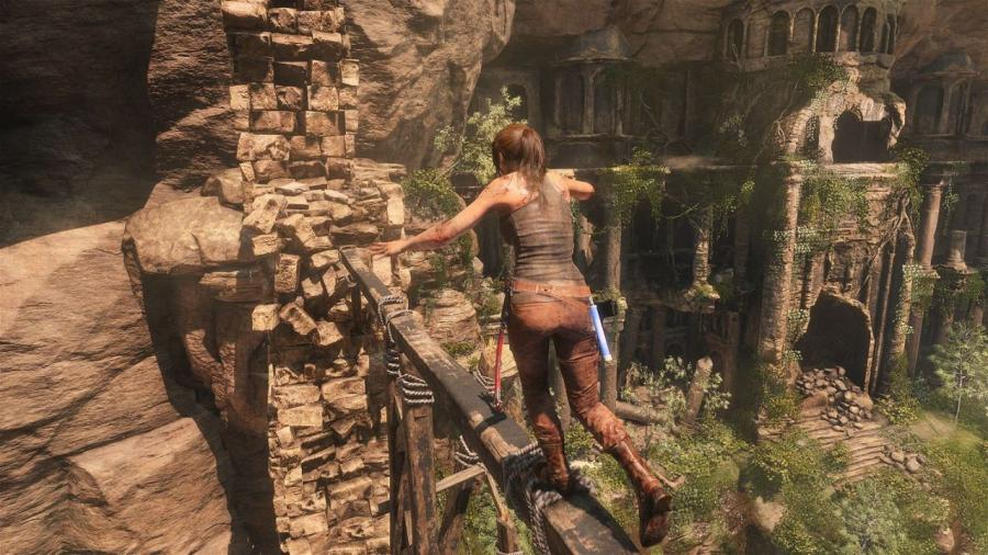 Rise of the Tomb Raider - 20 Year Celebration Edition (Xbox One Download Code) Screenshot 4