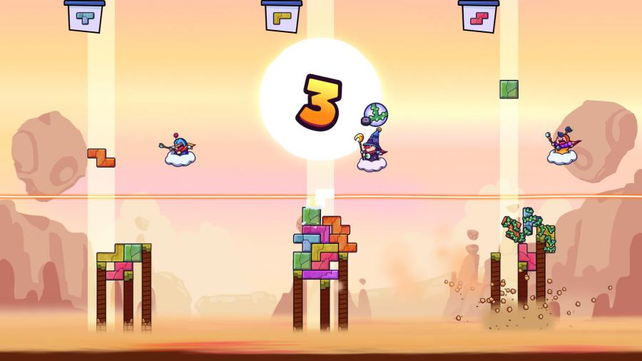Tricky Towers Screenshot 6