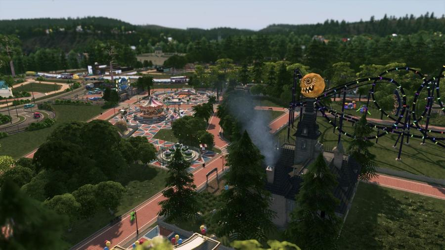 Cities Skylines - Parklife Plus (DLC) Screenshot 9