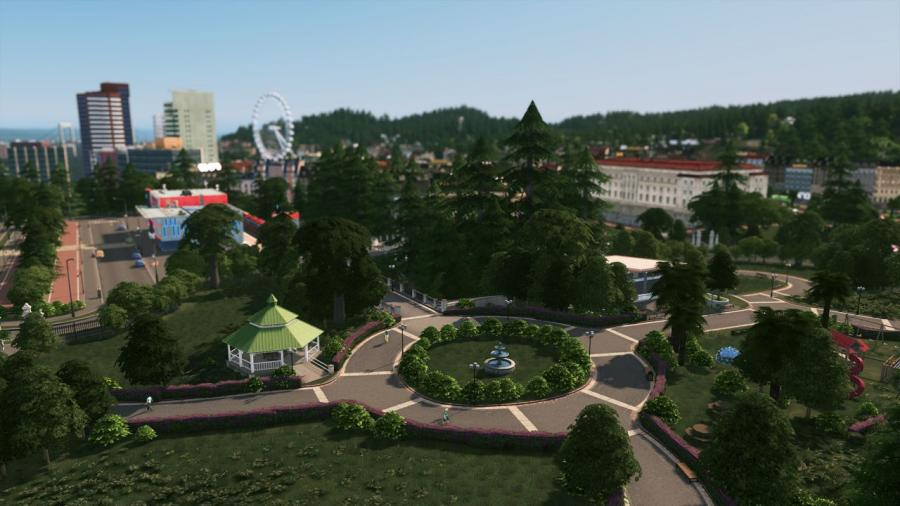 Cities Skylines - Parklife Plus (DLC) Screenshot 3