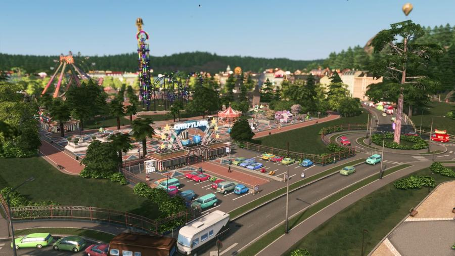 Cities Skylines - Parklife Plus (DLC) Screenshot 5