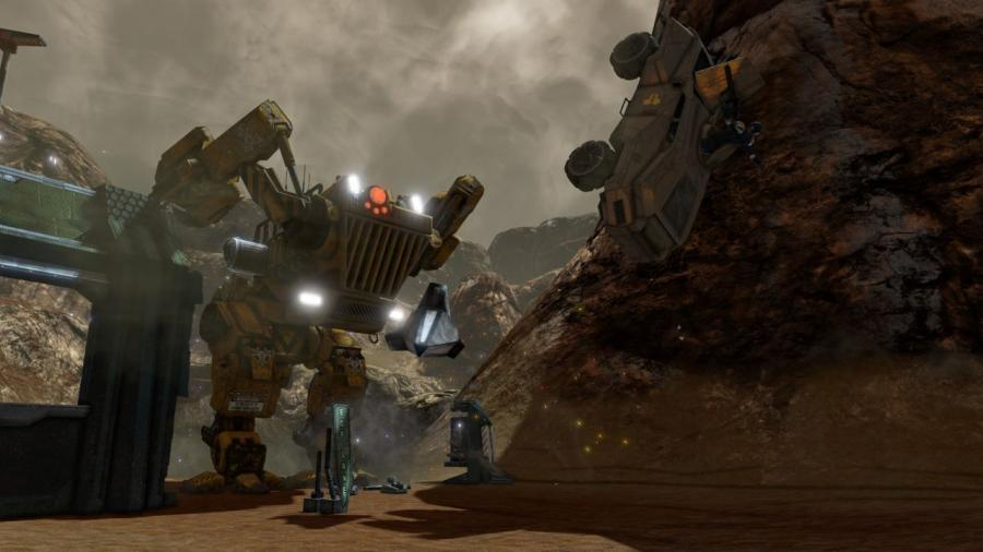 Red Faction Guerrilla Re-Mars-tered Screenshot 7