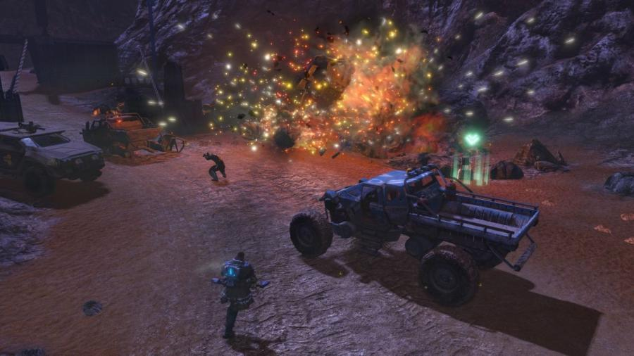 Red Faction Guerrilla Re-Mars-tered Screenshot 5