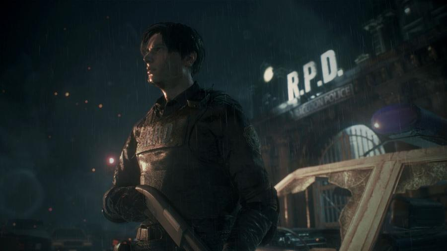 Resident Evil 2 (Remake) Screenshot 1
