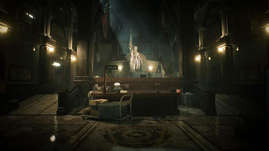 Resident Evil 2 (Remake) Screenshot 2