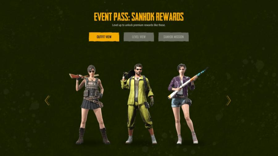 PUBG Event Pass - Sanhok (DLC) Screenshot 5