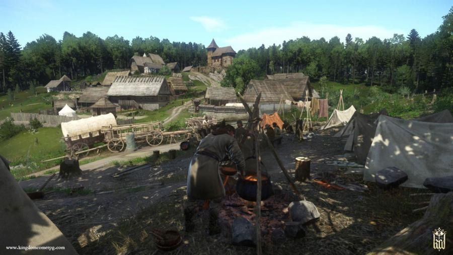 Kingdom Come Deliverance - From The Ashes (DLC) Screenshot 1