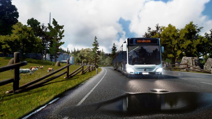 Bus Simulator 18 Screenshot 6