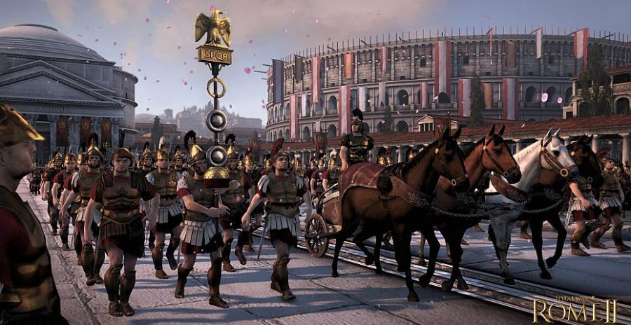 Total War Rome 2 - Caesar Edition Screenshot 1
