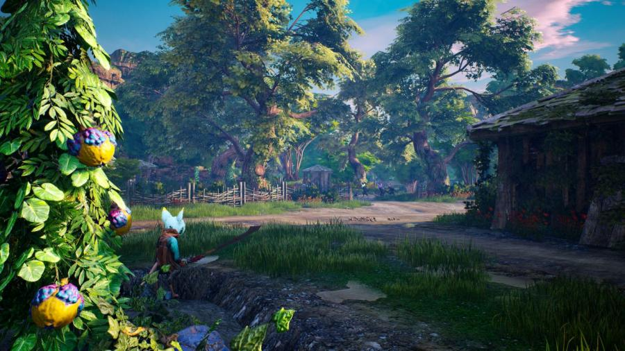 Biomutant Screenshot 3