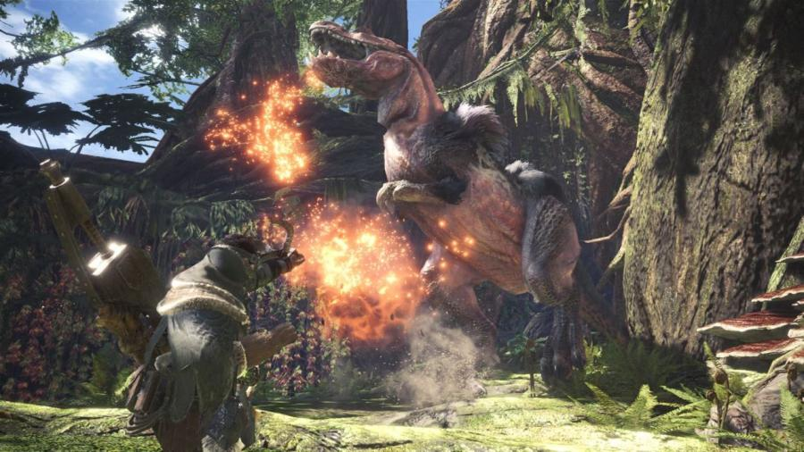 Monster Hunter World - Deluxe Edition Screenshot 3