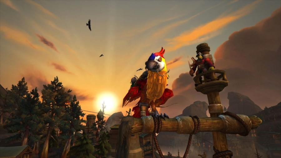 WoW - Battle for Azeroth [North America] - World of Warcraft Addon Screenshot 4