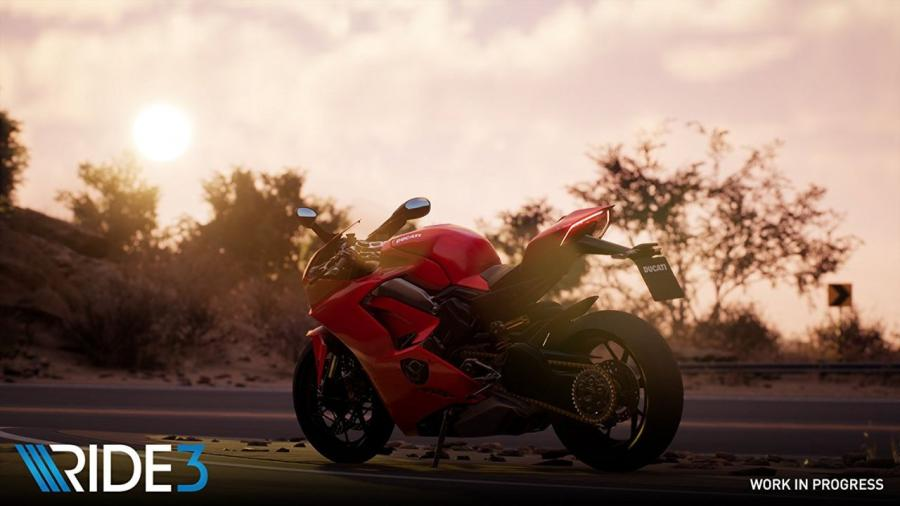 RIDE 3 Screenshot 2