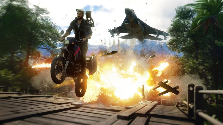 Just Cause 4 - Digital Deluxe Edition Screenshot 4
