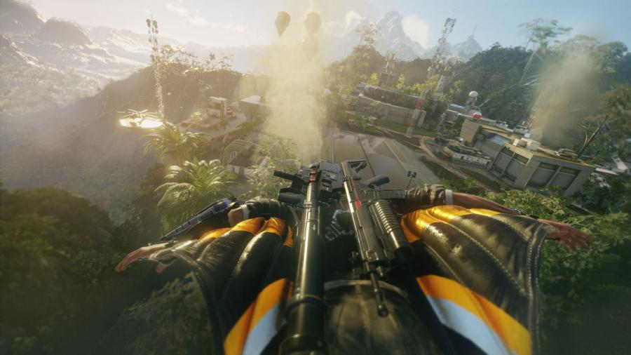 Just Cause 4 - Digital Deluxe Edition Screenshot 5