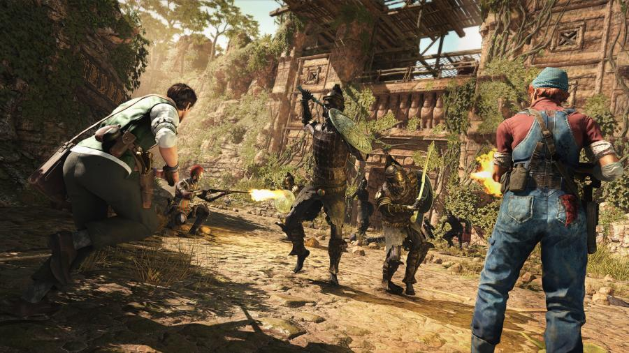 Strange Brigade - Deluxe Edition Screenshot 5