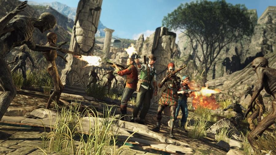 Strange Brigade - Deluxe Edition Screenshot 6