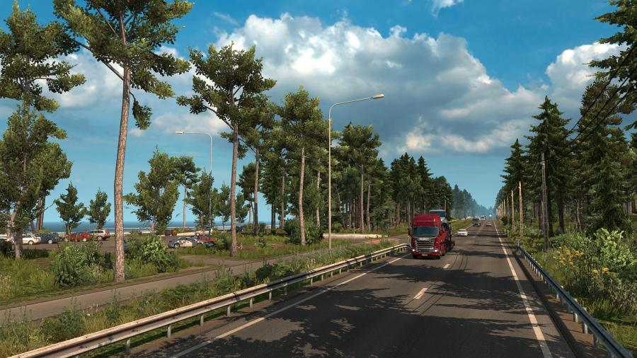 euro truck simulator 2 beyond the baltic sea kaufen mmoga. Black Bedroom Furniture Sets. Home Design Ideas