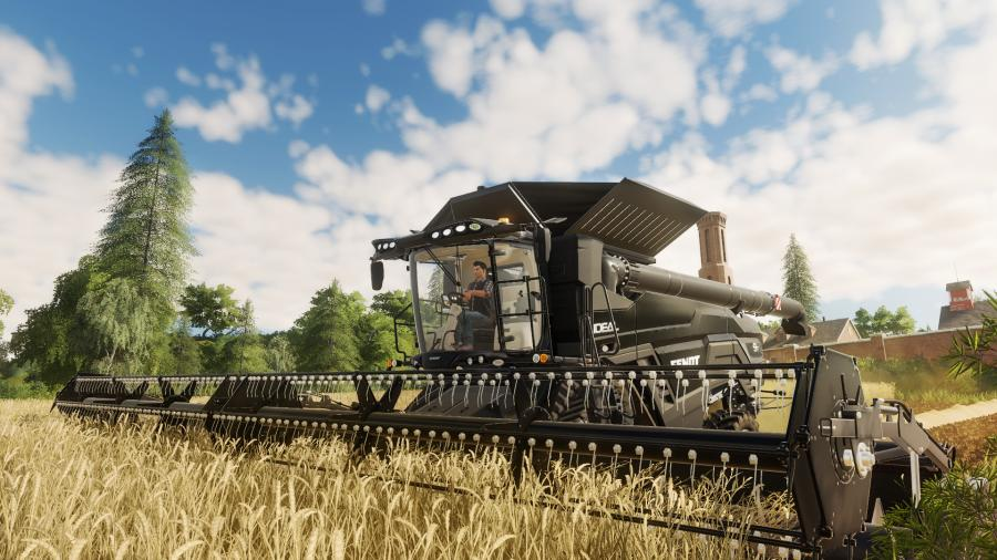 Landwirtschafts-Simulator 19 Screenshot 4