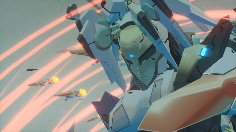 ZONE OF THE ENDERS The 2nd Runner: MARS Screenshot 6