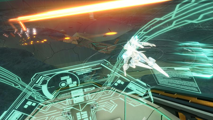ZONE OF THE ENDERS The 2nd Runner: MARS Screenshot 3