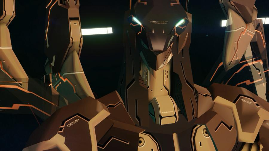 ZONE OF THE ENDERS The 2nd Runner: MARS Screenshot 5