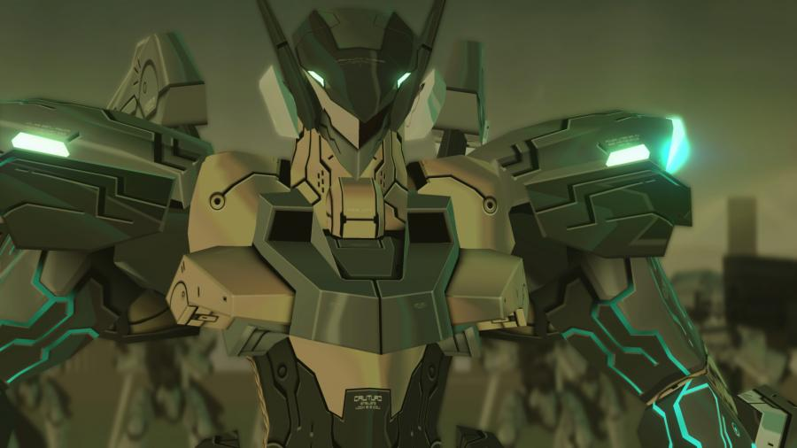 ZONE OF THE ENDERS The 2nd Runner: MARS Screenshot 4