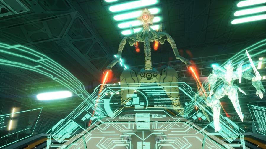 ZONE OF THE ENDERS The 2nd Runner: MARS Screenshot 2