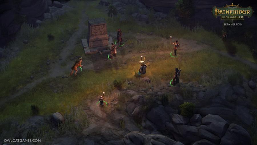 Pathfinder Kingmaker - Royal Edition Screenshot 4