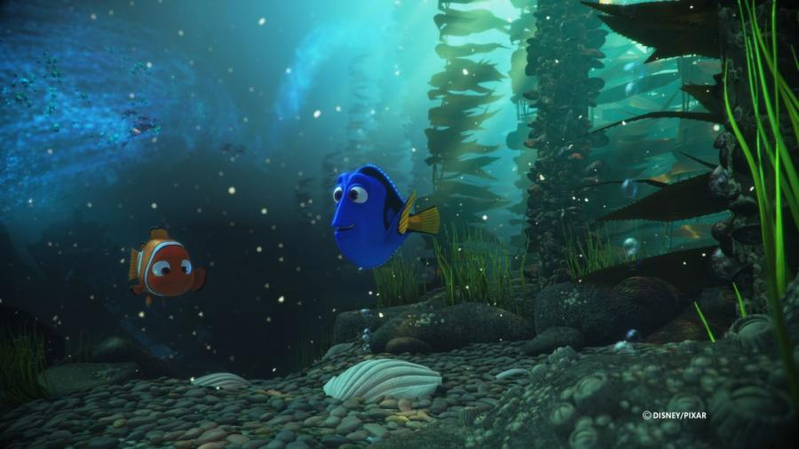Rush - A Disney Pixar Adventure Screenshot 1