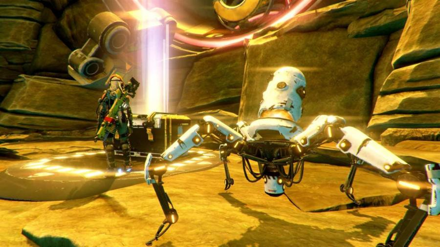 ReCore - Definitive Edition (Xbox One / Windows 10) Screenshot 8