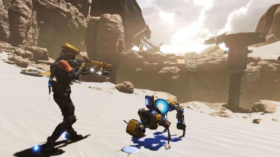 ReCore - Definitive Edition (Xbox One / Windows 10) Screenshot 6