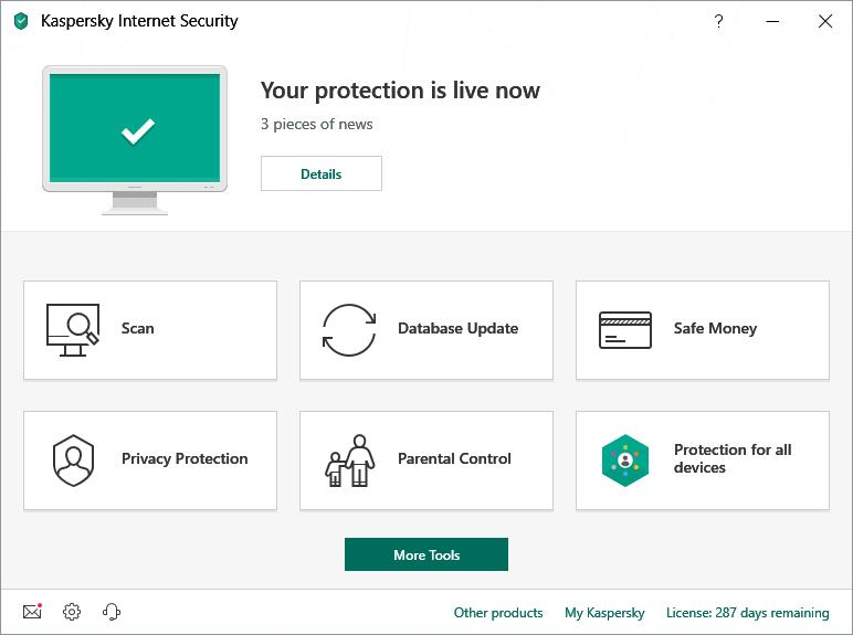 kaspersky internet security coupon 2019