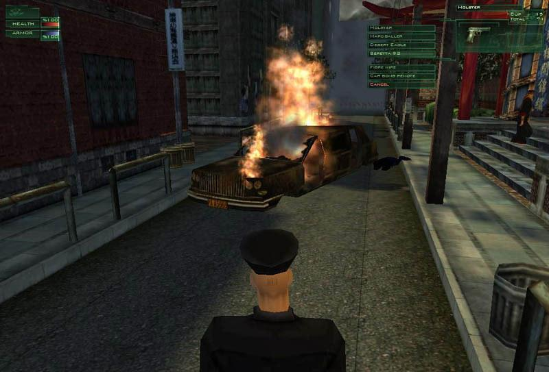 Hitman Codename 47 Screenshot 4