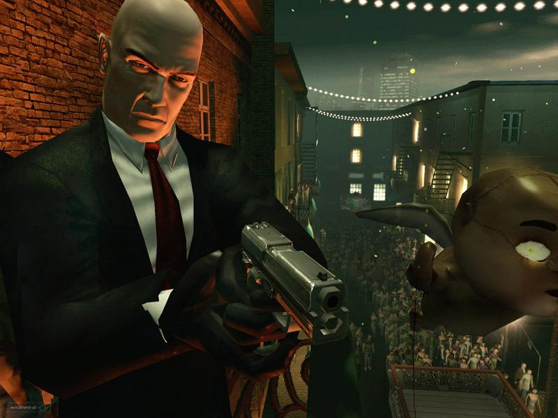 Hitman Blood Money Screenshot 8