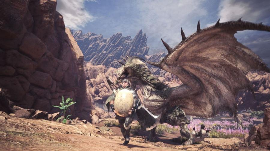 Monster Hunter World Screenshot 9
