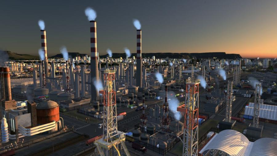 Cities Skylines - Industries Plus (DLC) Screenshot 2