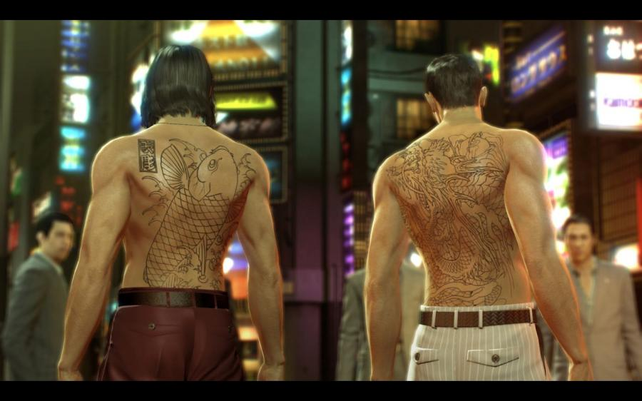 Yakuza 0 Screenshot 2