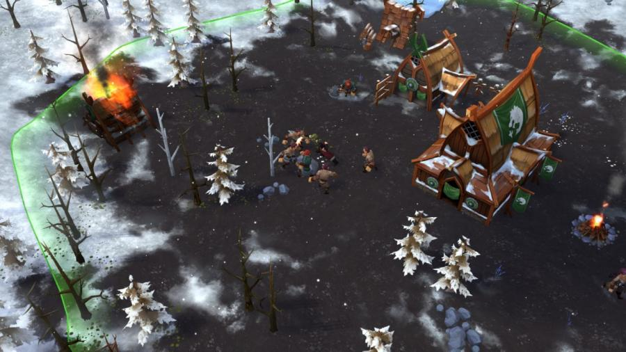 Northgard - Svafnir the Clan of the Snake (DLC) Screenshot 5