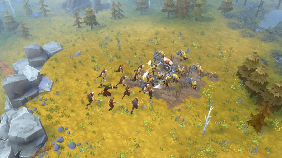 Northgard - Svafnir the Clan of the Snake (DLC) Screenshot 4