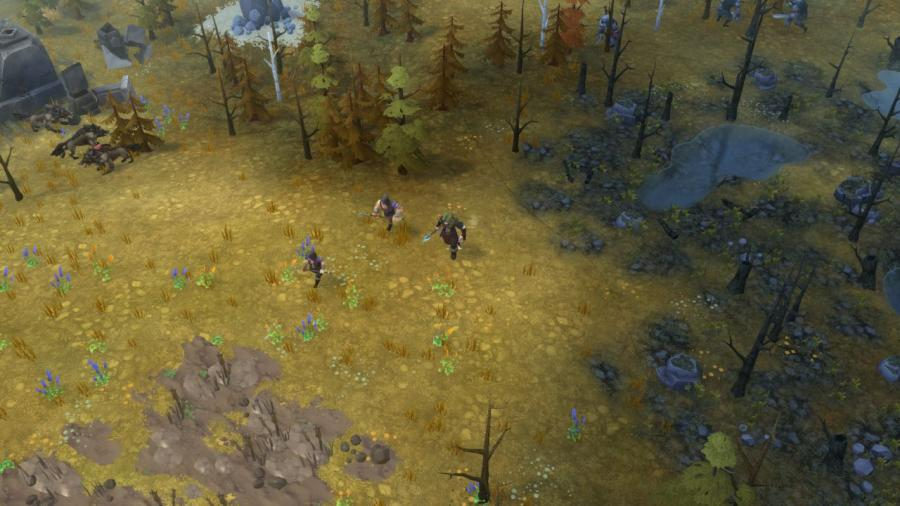 Northgard - Svafnir the Clan of the Snake (DLC) Screenshot 8