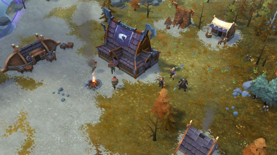 Northgard - Svafnir the Clan of the Snake (DLC) Screenshot 7