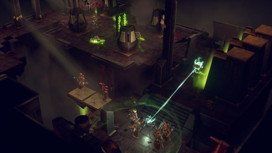 Warhammer 40,000 Mechanicus Screenshot 3