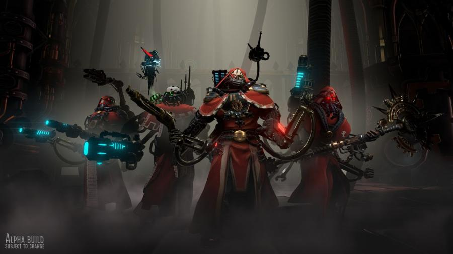 Warhammer 40,000 Mechanicus Screenshot 2