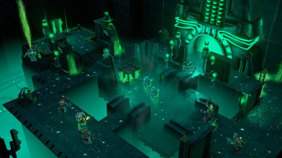 Warhammer 40,000 Mechanicus Screenshot 4