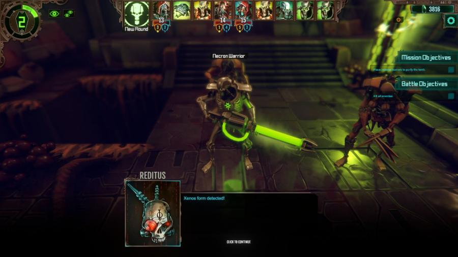 Warhammer 40,000 Mechanicus Screenshot 5